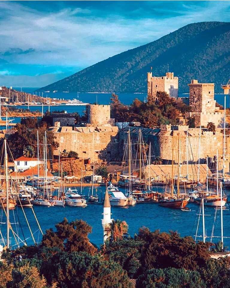 Bodrum Tarihi Coğrafi Turizm
