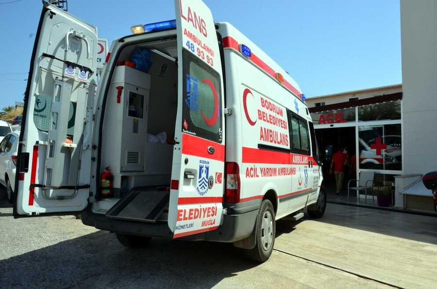 Bodrum Belediyesi Ambulans Hizmetleri