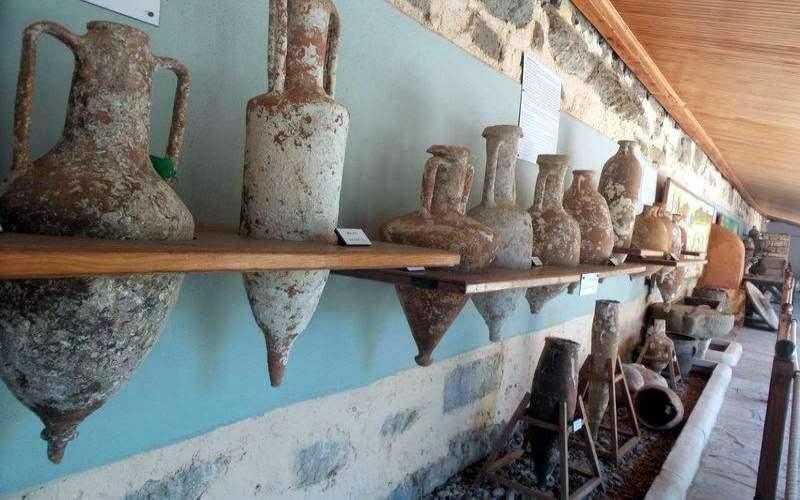 Amphora Sergilemesi