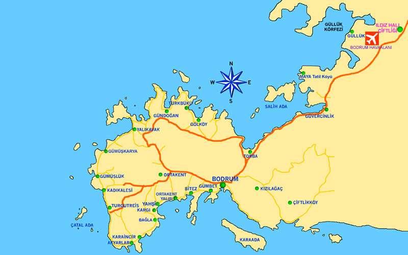 bodrum-map
