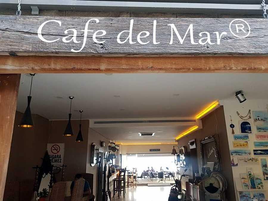 Cafe Delmar Bodrum
