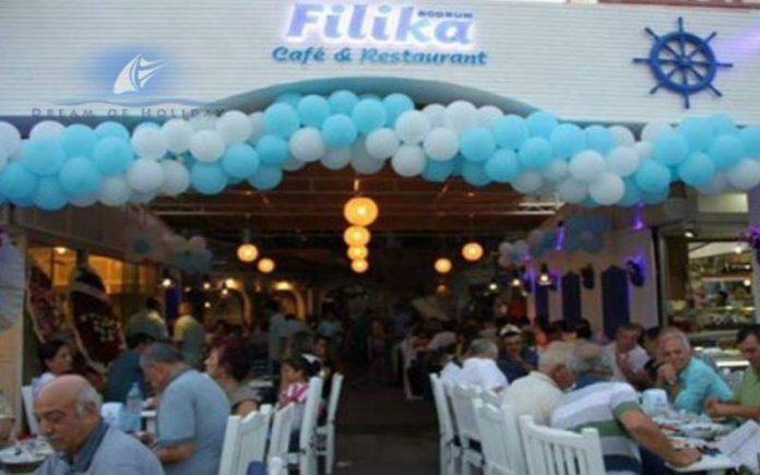 Filika Restaurant Bodrum