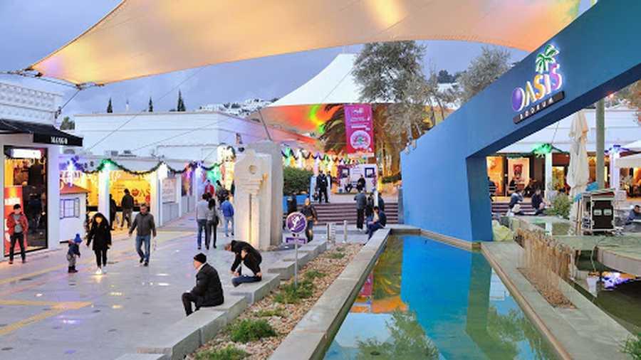 Bodrum Oasis OASİS Alışveriş, Kültür ve Eğlence Merkezi