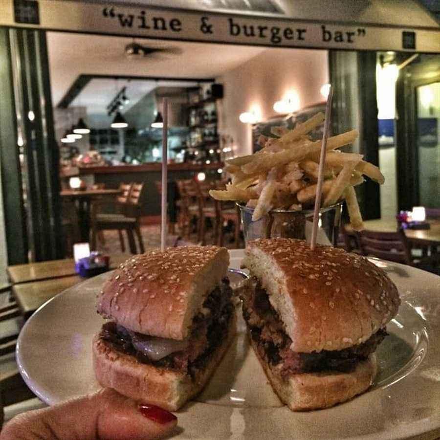 OX Wine Burger Bar