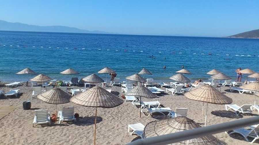 Bodrum Yalıçiftlik Plaj ve Deniz