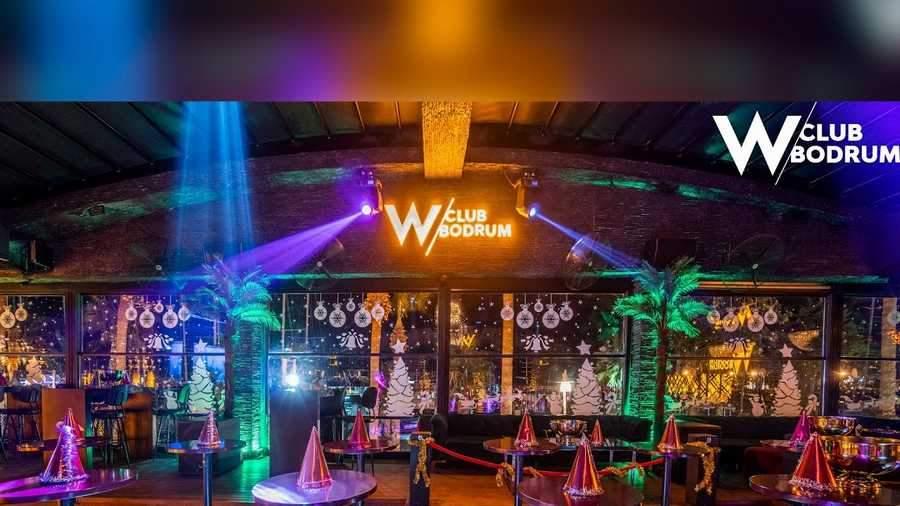 W Club Bodrum