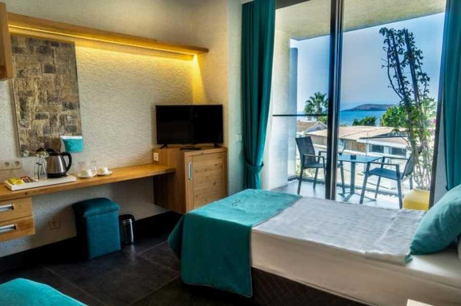 Herodot Beach Otel Yahşi Ortakent