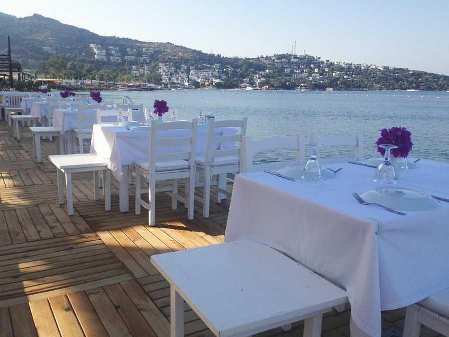 Eda Balık Restaurant & Beach & Motel