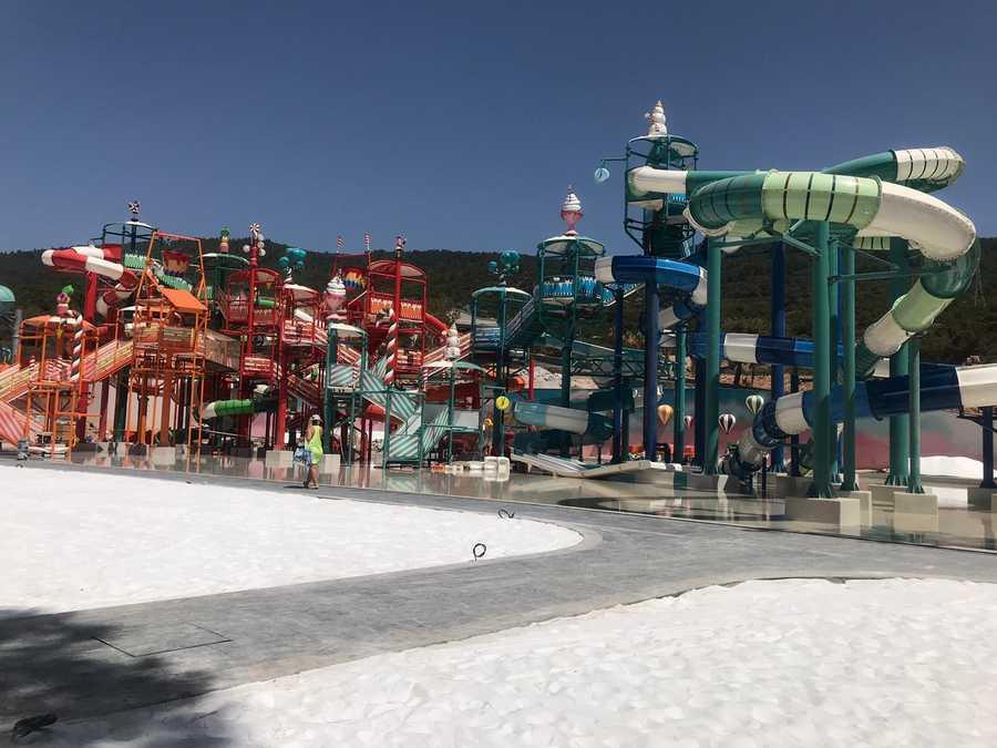 Candyland Bodrum Aquapark