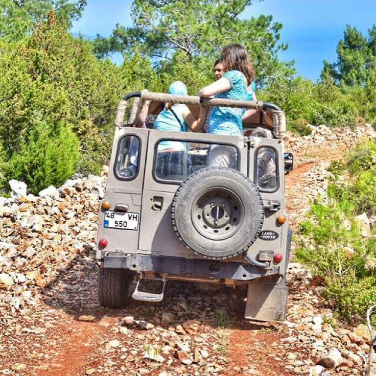 Bodrum Jeep Safari