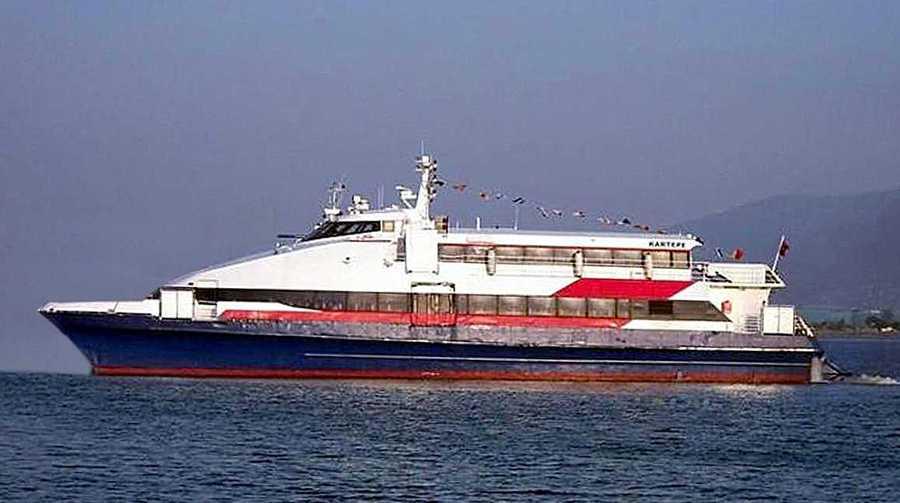 Bodrum Rodos Fast Catamaran
