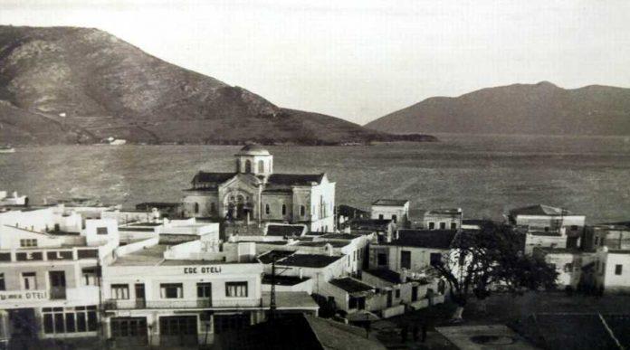 Aya Nikola Kilisesi Bodrum
