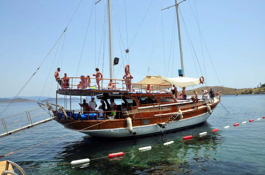 Bodrum Tekne Turu 02