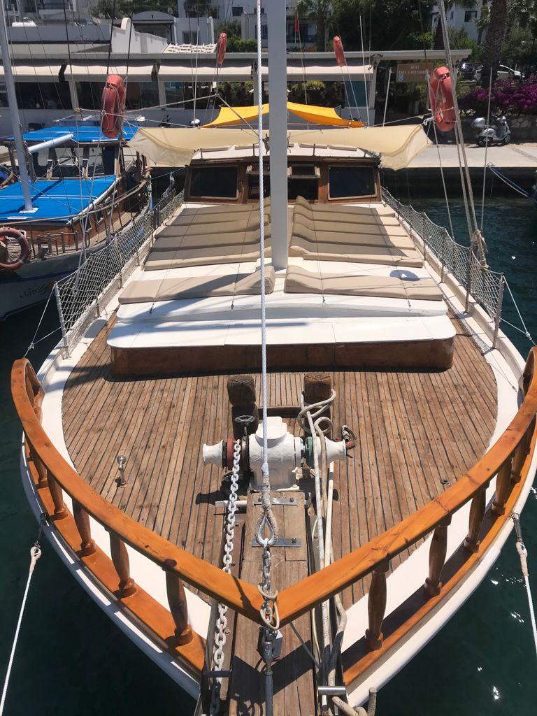 Vudi Bitez Çıkışlı Günlük Özel Tekne Turu Bodrum