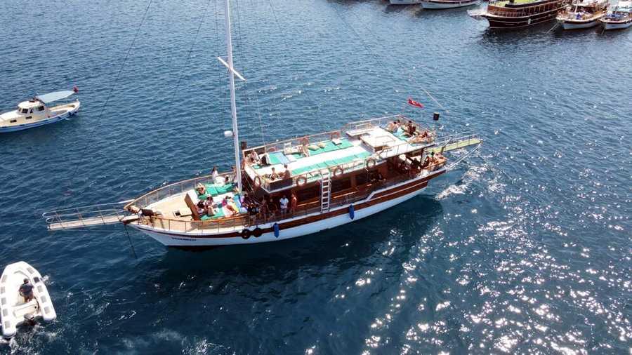 Bodrum Tekne Turu 04