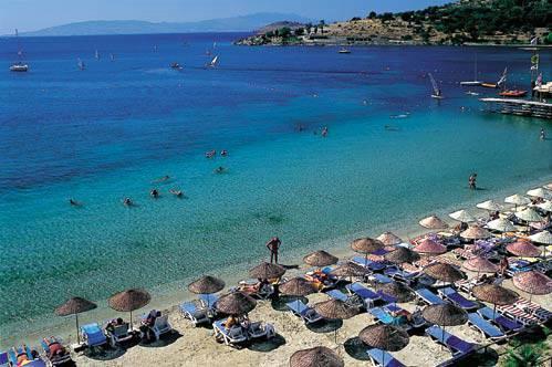 Bodrum Mavi Bayraklı Plajlar