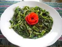 Hardalotu Salatası