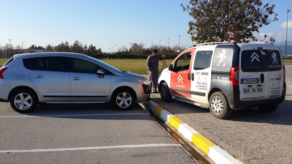 Peugeot Bodrum Yol Yardımı