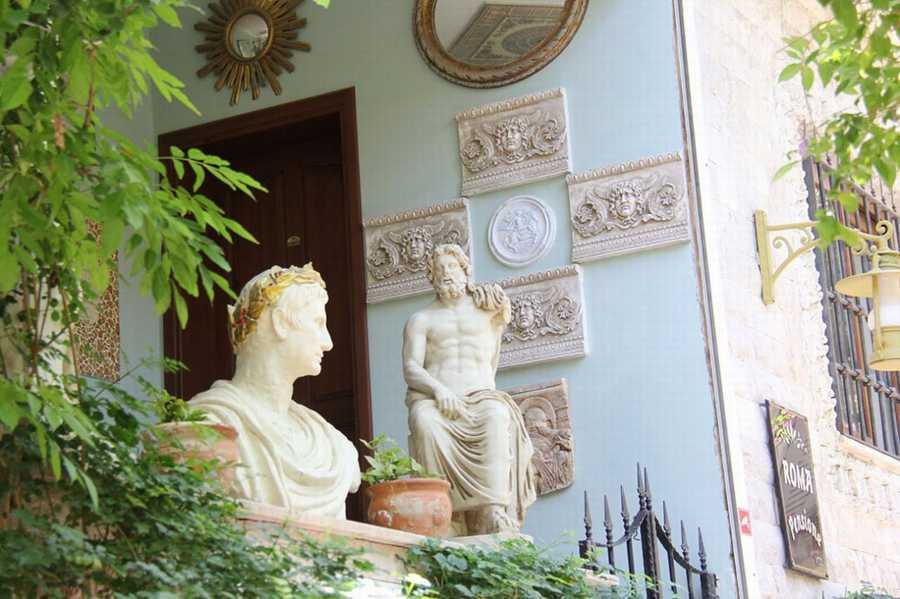 Roma Pansiyon Bodrum