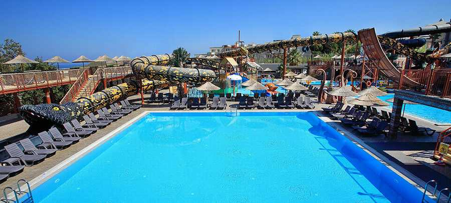 Pirates Inn Cactus Aquapark Yalıkavak